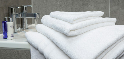 Luxury Bathroom Towels